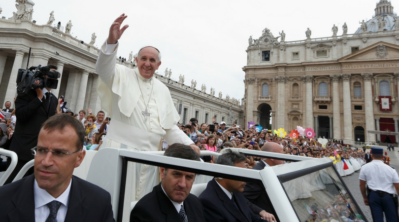 62 Leaders Sign Filial Correction to Pope Francis