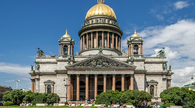 russian gov t hands back famous cathedral to orthodox church
