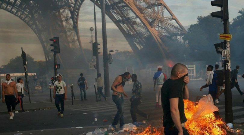 ramadan violence ramps up