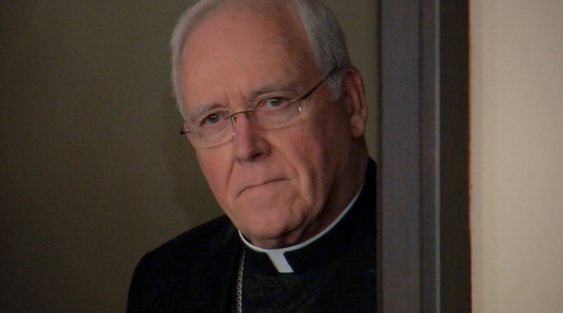 Buffalo Bishop Fails in Attempt at Cover-Up
