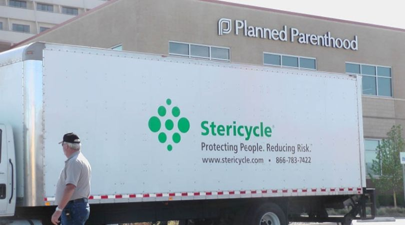 Pro-Lifers Call on Abortion Waste Hauler to Dump Planned Parenthood