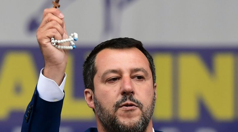 Italy's Marian Leader vs. Vatican