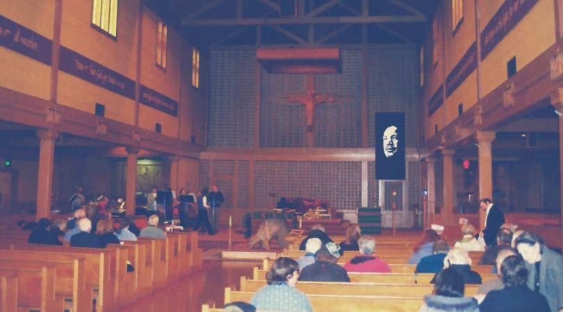 Liberal Portland Parishioners Launch Petition Demanding Change