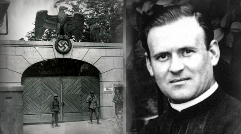 Newly Beatified Priest Died at Dachau