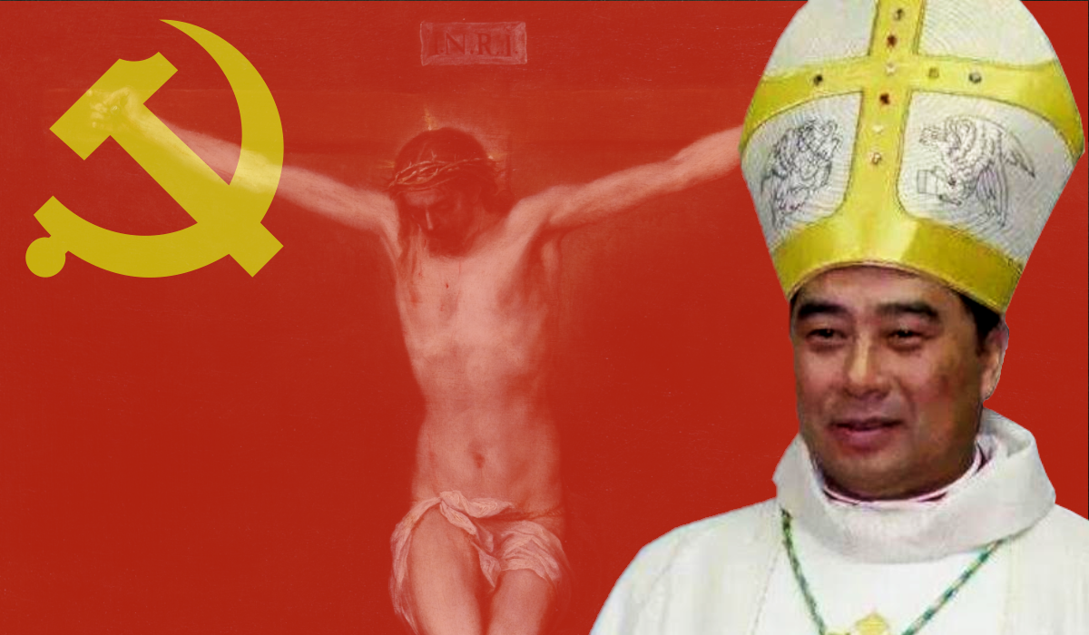 Faithful Chinese Bishop Escapes Communist Guards