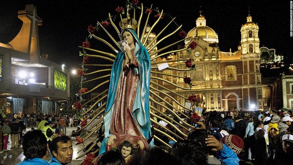 Catholic Prelates Perform Exorcism On Mexico