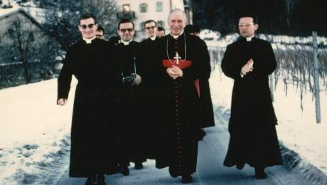 Fr  John Emerson, FSSP: The Break With the SSPX