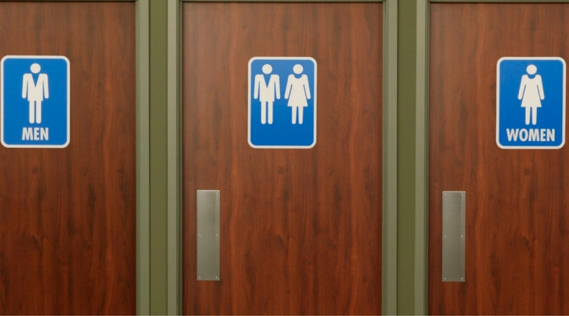California assembly passes gender neutral bathroom bill for Should bathrooms be gender neutral