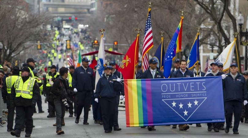 Boston St. Patrick's Parade Admits Gay Group After Death Threats