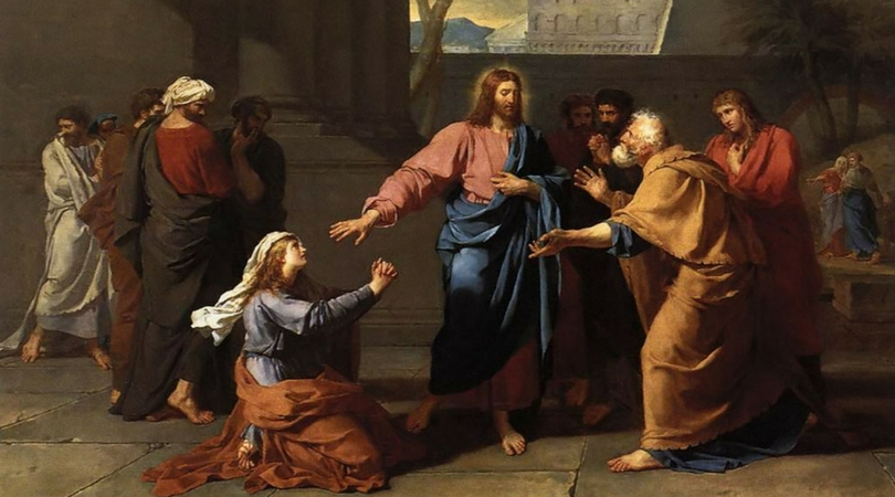 Luther's Blasphemy: Christ Committed Adultery