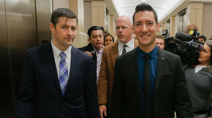 david daleiden requests new judge over ties to planned. Black Bedroom Furniture Sets. Home Design Ideas