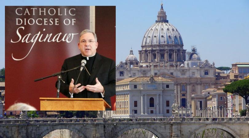 Vatican Intervenes in Saginaw Scandals
