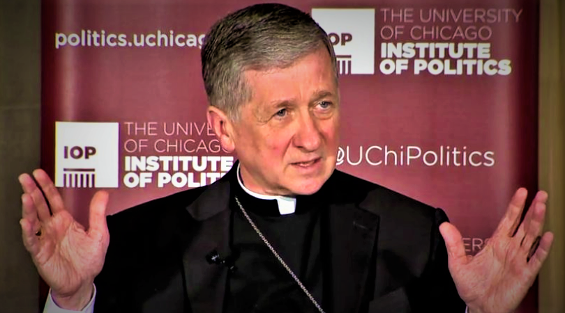 'Roman Catholic Faithful' Confronts Cardinal Cupich Over Clerical Sex Abuse