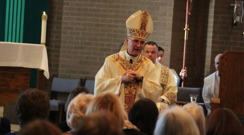 Gaylord Bishop Raica Asked to Reinstate Suspended Whistleblower Priest