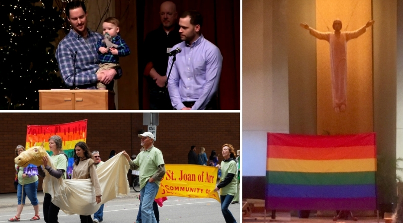 Catholics Want MN Bishop to Shutter Pro-Gay Parish