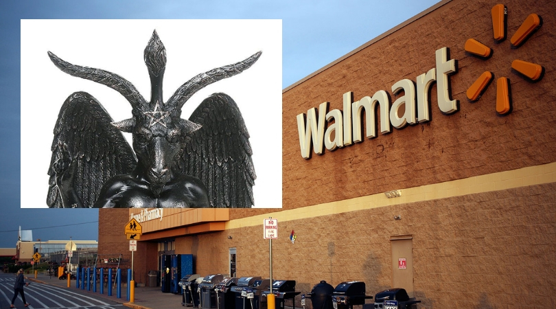 Walmart Selling Satanic Paraphernalia