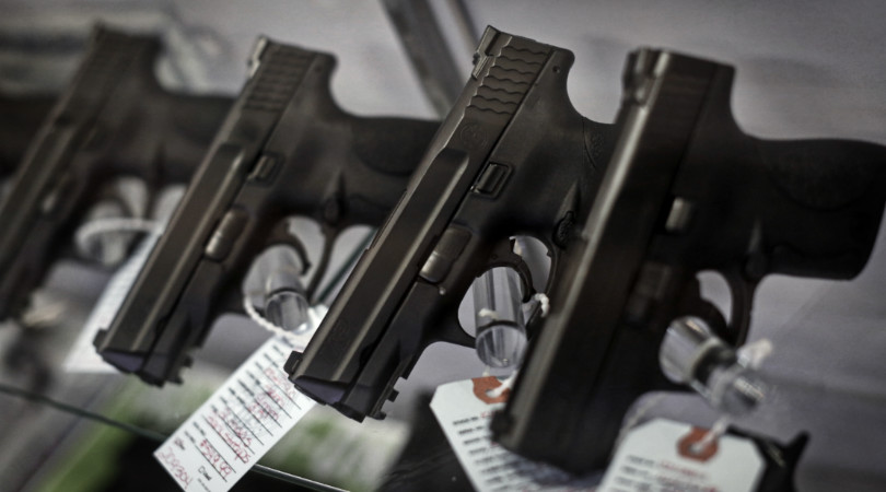 Bishops Pushing for Gun Control