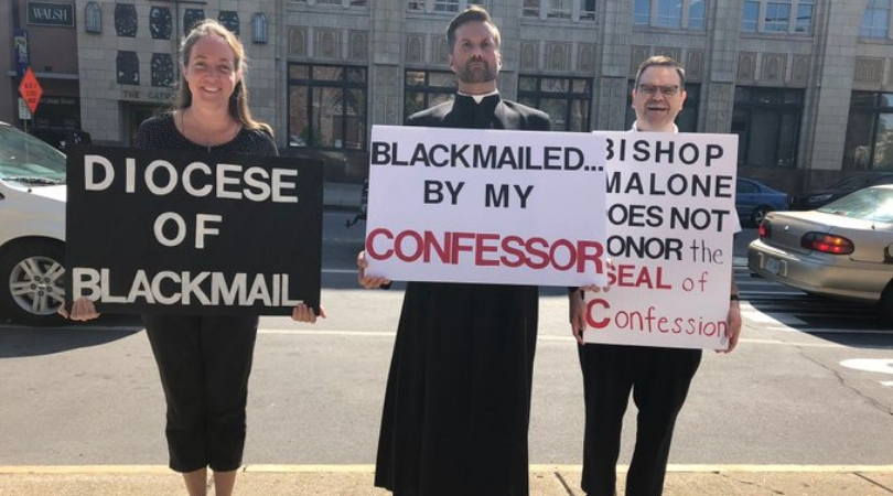 Another Buffalo Seminarian Quits in Disgust Over Corruption, Cover-Up