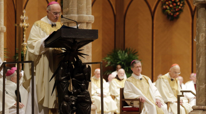 Abp. Viganò: One Year Later
