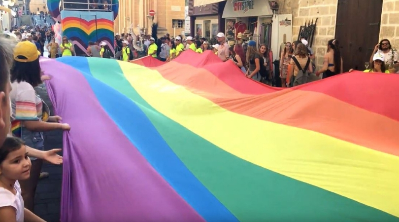 Website Owned by Malta Dioceses Promotes Gay Pride March