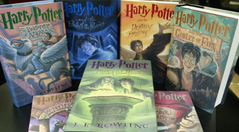Priest Pulls Harry Potter Books From School for 'Curses and