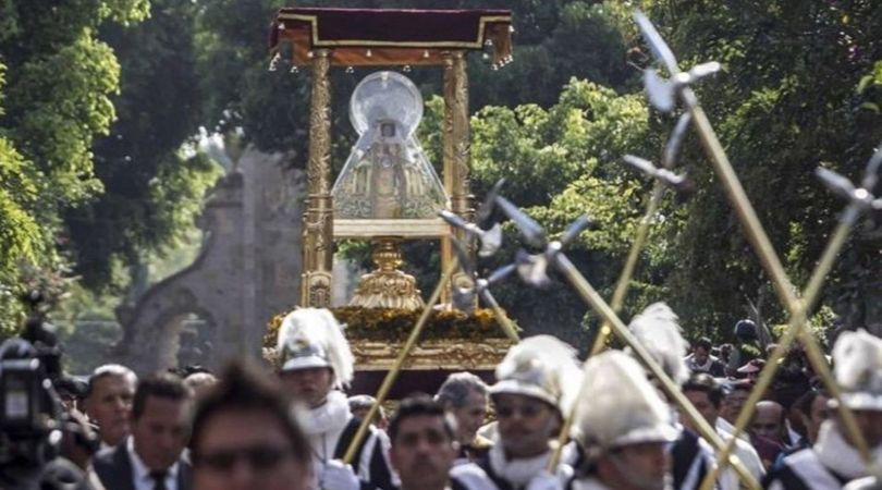 2 Million Take Part in Marian Pilgrimage in Mexico