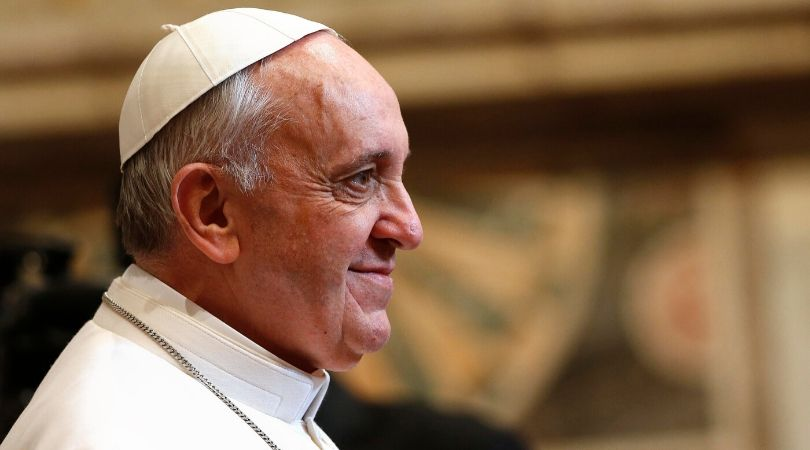 Papal Litmus Test