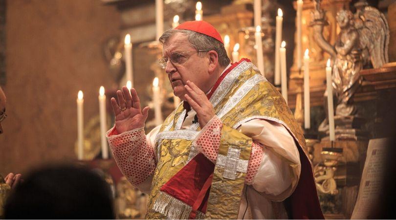 Cardinal Burke's Dilemma