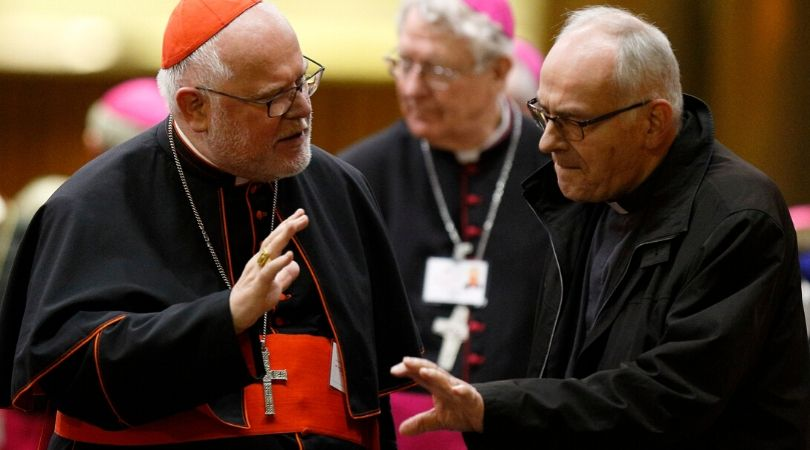 Feminists Demand 'Equality' From German Bishops