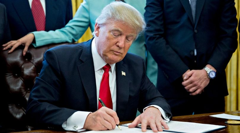 Trump Undoes Obama's Pro-abortion Policy in Texas