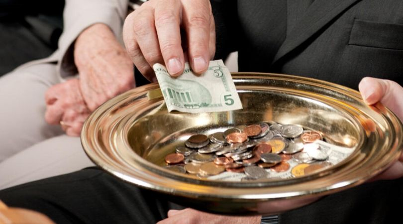 How to Donate Money to the Church Without Accidentally Giving to Bishops