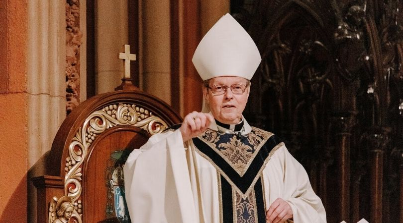 Buffalo Bishop Concelebrates Mass With Alleged Predators