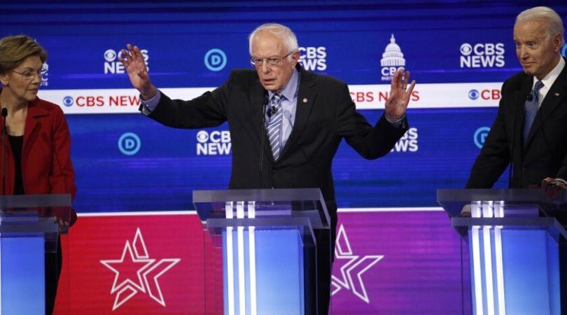 SC Debate Berns Without Taking Down Sanders