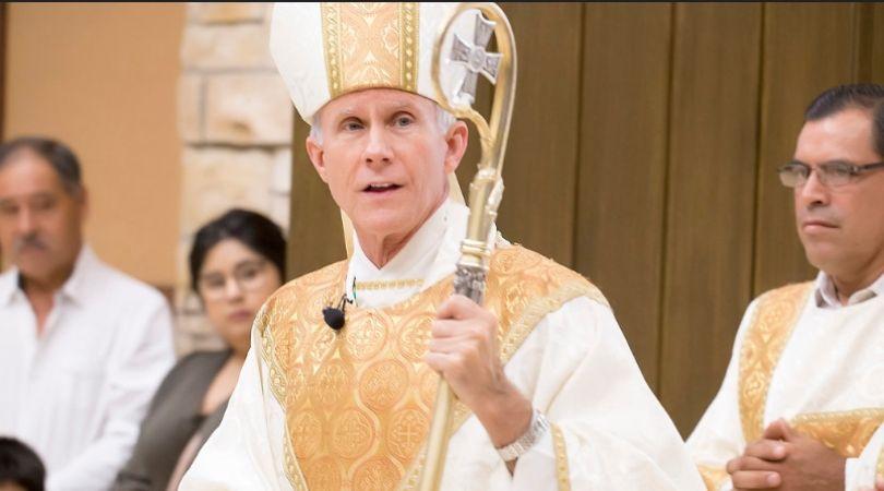 Bishop Strickland Stands Alone