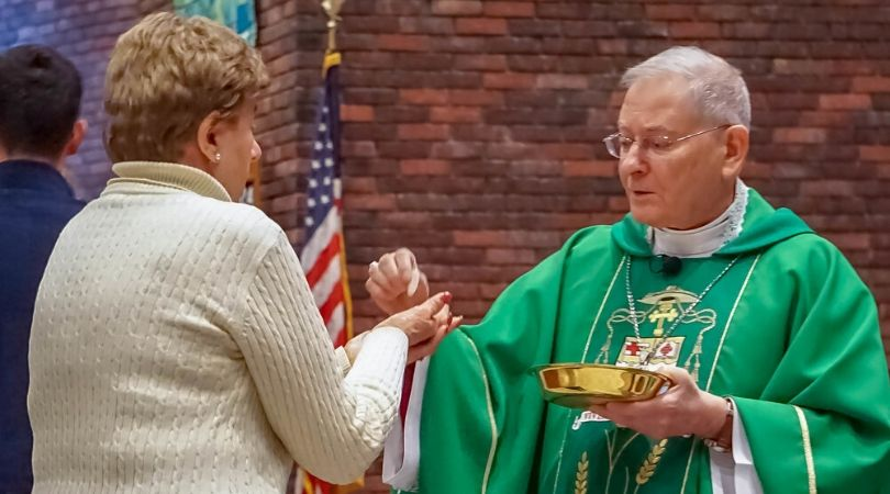NJ Bishop Asks Laity for Cash Then Locks All Churches