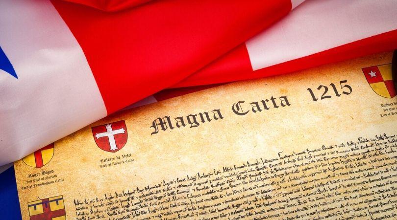 Shut Churches Sue State Using Magna Carta