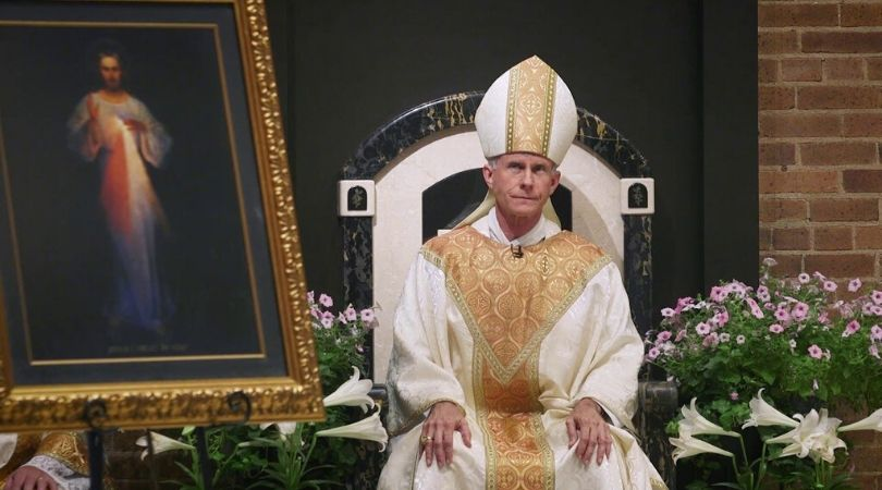 Texas Bishop: BLM 'Dangerous'