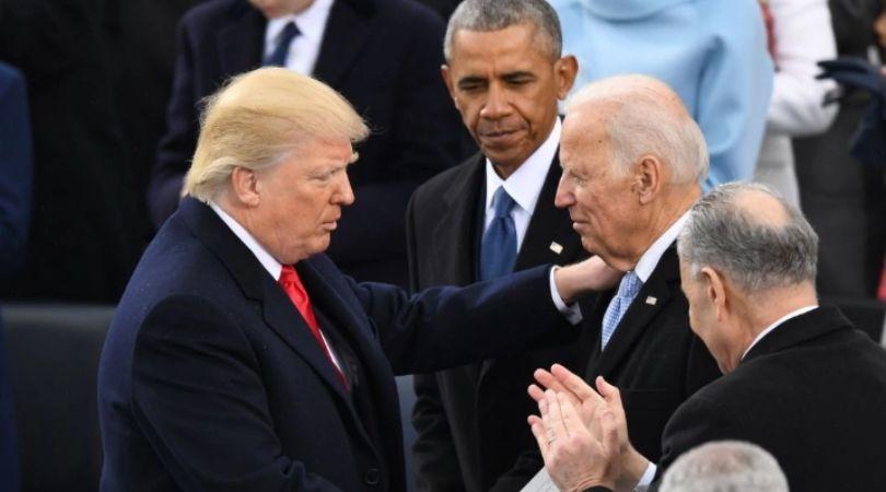 Trump Calls Out Biden on Faith