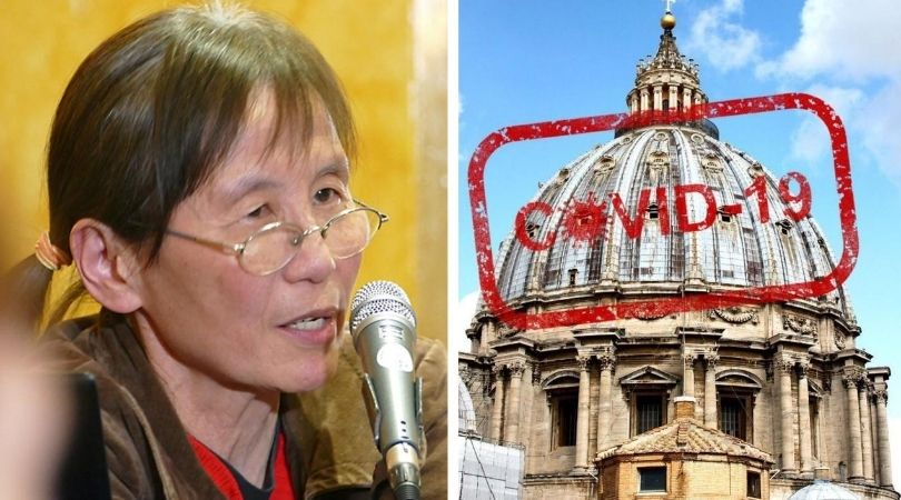 Pontifical Academy Rips Faithful Catholic Scientist