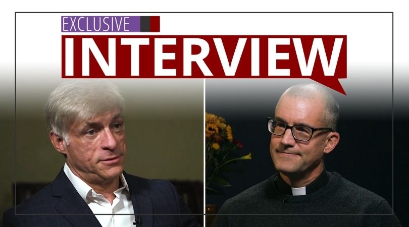 Exclusive Interview: Fr. Mark White