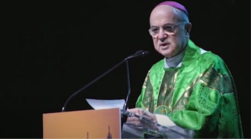 Viganò: Between the Lines of the McCarrick Report