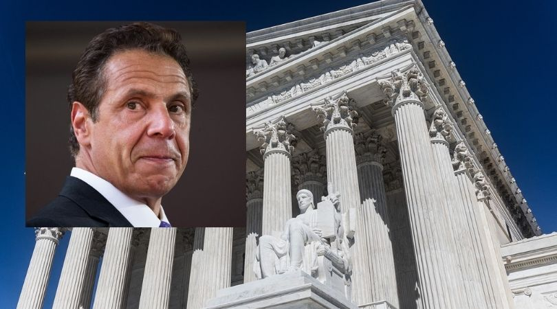 Supreme Court Protects Churches, Blocks NY Lockdown Restrictions