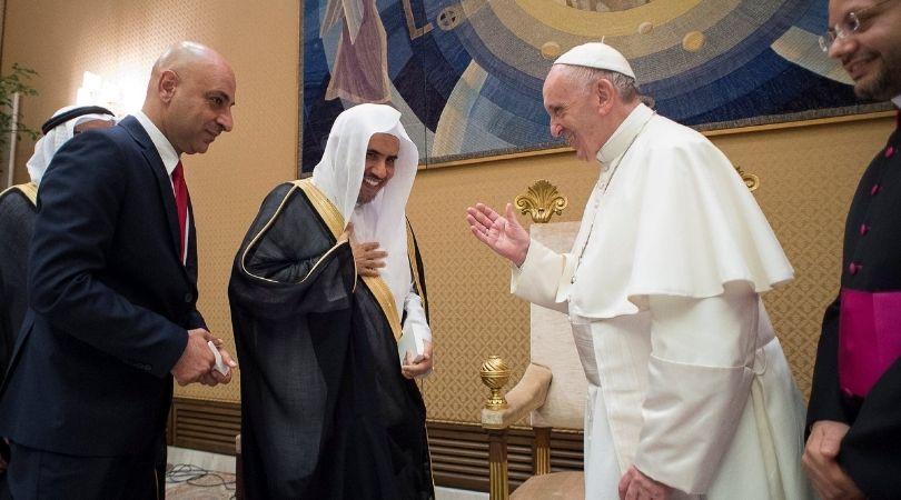 Vatican Woos Funder of Islamic Terrorism