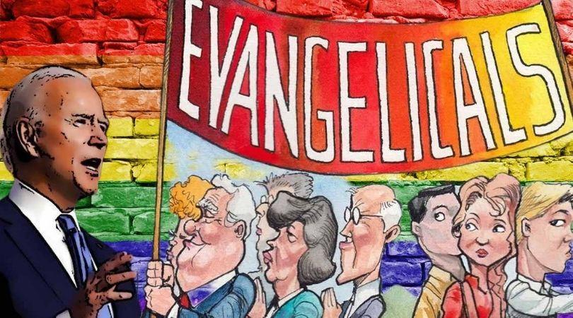 Evangelicals Hail Biden on Immigration