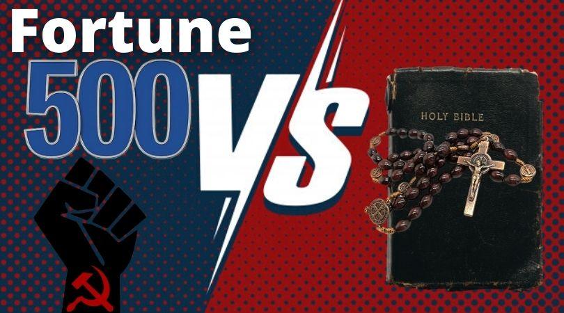 Fortune 500 vs. Freedom ofReligion