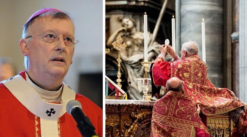 Latin Mass Laity Expose French Bishop's Fibs