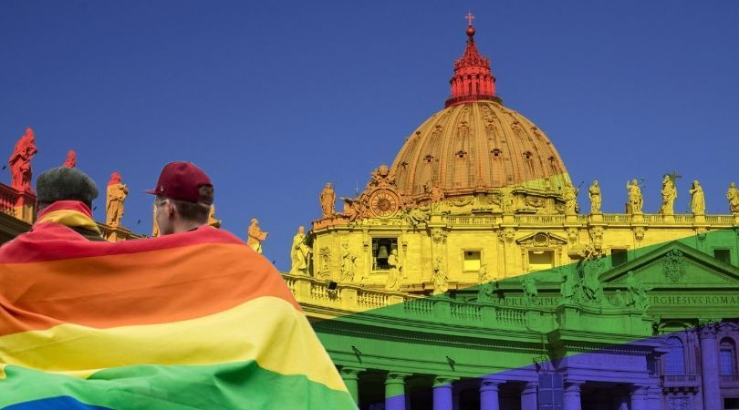 Vatican Rejects Healing for Homosexuality