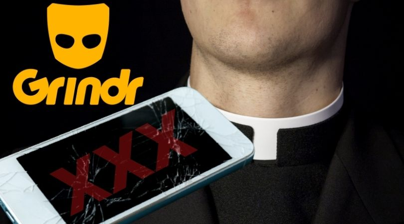 Grindr Priest Problem