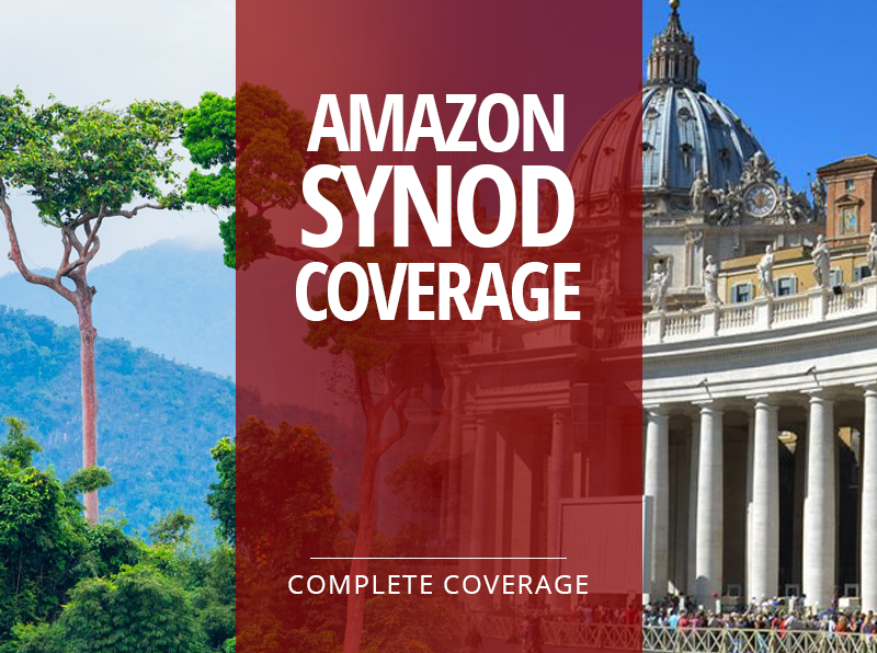 Amazon Synod Coverage