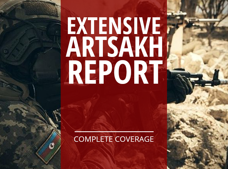 Republic of Artsakh: Complete Coverage